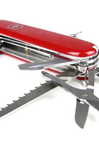 Est-ce une bonne idée d'acheter un couteau suisse à son enfant ?