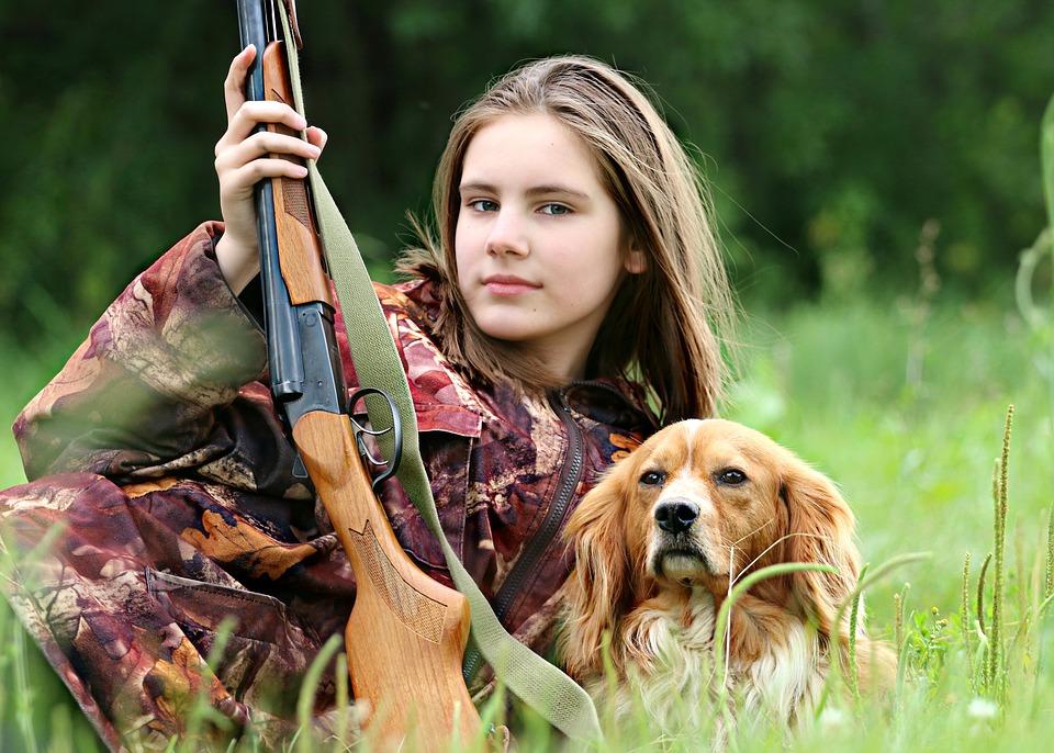 La chasse à la journée en Auvergne