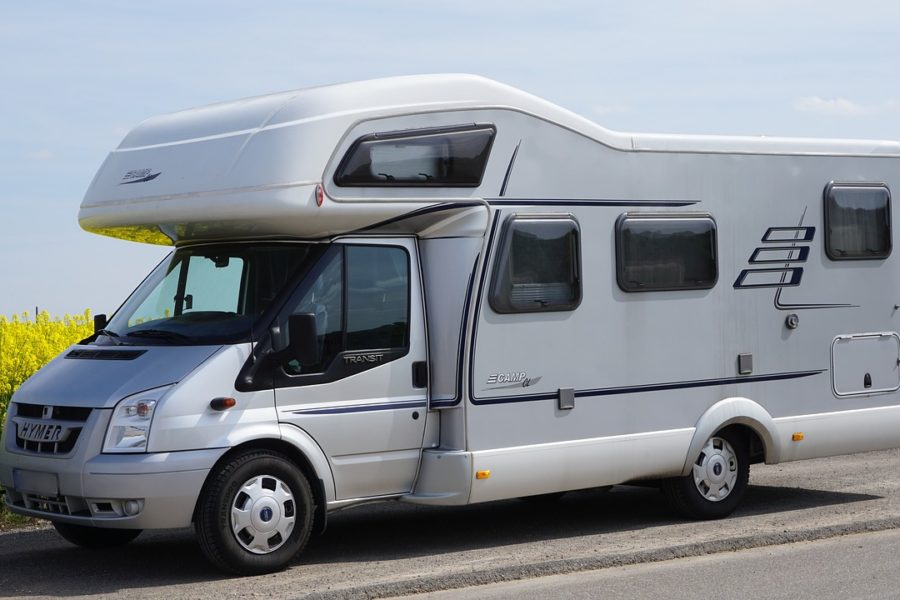 Le camping-car pour parcourir la France